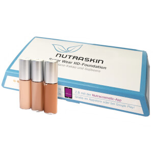 Nutraskin Super Wear HD‐Foundation Trio