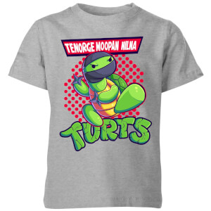 Turts Kids' T-Shirt - Grey