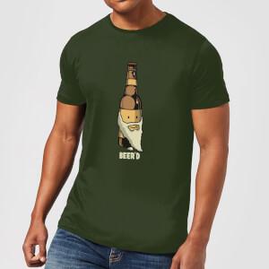 T-Shirt Homme Beerd - Vert Foncé