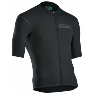 Northwave Ghost Jersey - Black