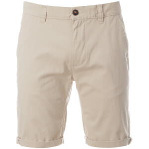 Short Chino Homme Miko D-Struct - Beige Clair