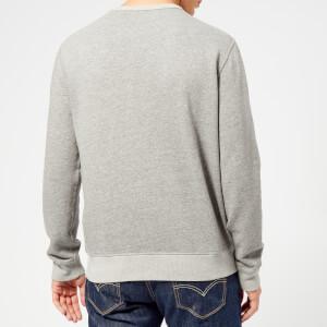 Polo Ralph Lauren Men's Vintage Fleece Bear Sweatshirt - Bronx Heather: Image 2