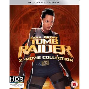 Tomb Raider Boxset - 4K Ultra HD