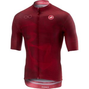 Castelli Giro D'Italia Roma Jersey - Red