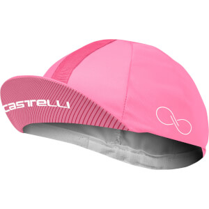 Castelli Giro D'Italia Cycling Cap - Pink