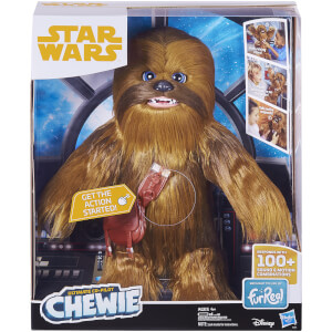 Hasbro Furreal Friends Star Wars Chewbacca