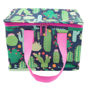 Sass & Belle Colourful Cactus Lunch Bag