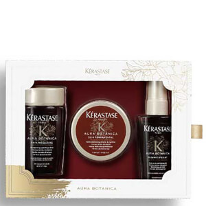 Kérastase Luxury Hair to Go Aura Botanica Gift Set (Worth £36.90)