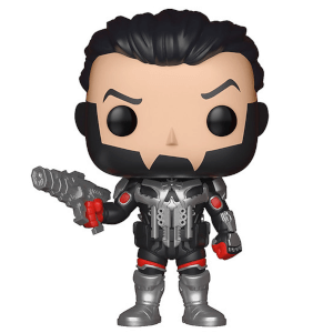 Figura Funko Pop! - Punisher 2099 - Marvel Contest Of Champions