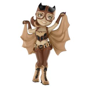 DC Bombshells Batgirl (Sepia) EXC Rock Candy Vinyl Figure
