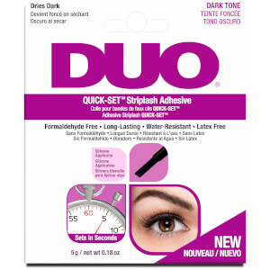 DUO Quick-Set Striplash Adhesive 5g - Dark