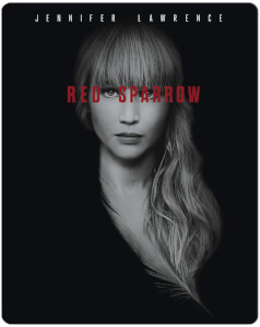 Red Sparrow - 4K Ultra HD - Zavvi Exclusive Limited Edition Steelbook (Inkl. 2D Version)