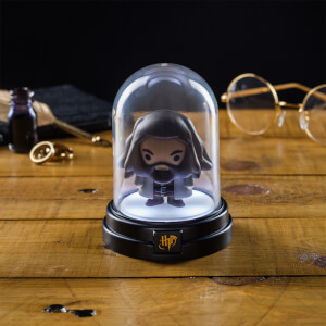 Harry Potter Hagrid Mini Bell Jar Light