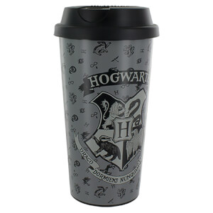 Harry Potter Hogwarts Plastik Reisebecher