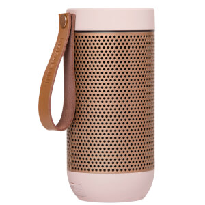 Kreafunk aFUNK 360 Degrees Bluetooth Speaker - Dusty Pink/Rose Gold