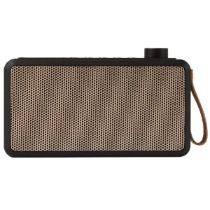 Kreafunk tRADIO DAB+/FM Radio and Bluetooth Speaker - Black