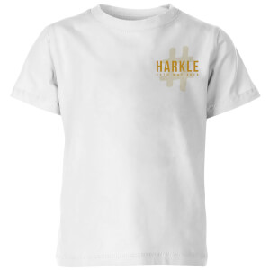 #Harkle Kids' T-Shirt - White