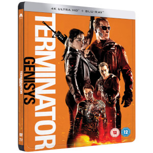 Terminator Genisys - 4K Ultra HD - Zavvi Exclusive Limited Edition Steelbook