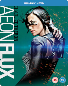 Aeon Flux - Steelbook Edición Limitada Exclusivo de Zavvi