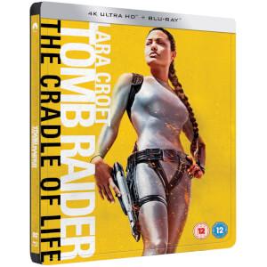 Lara Croft Tomb Raider le Berceau de la Vie - 4K Ultra HD - Steelbook Exclusif Limité pour Zavvi