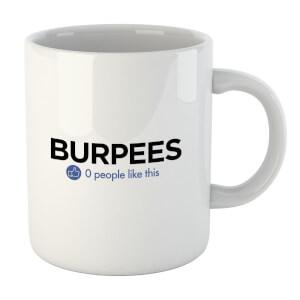 Nobody Likes Burpees Mug