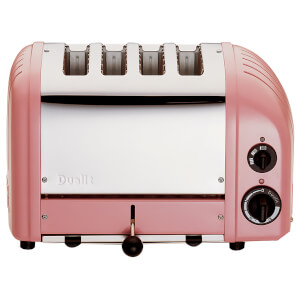 Dualit 40377 Classic Vario 4 Slot Toaster - Pink