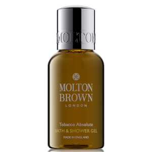 Molton Brown Tobacco Absolute Body Wash 30ml (Free Gift)