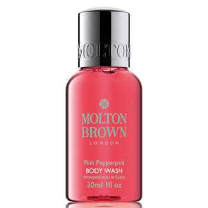 Molton Brown Fiery Pink Pepper Body Wash 30ml (Free Gift) (Worth £5.00)