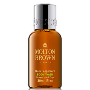 Molton Brown Re-Charge Black Pepper Body Wash 30ml (Free Gift)