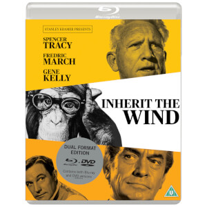 Inherit the wind - Dual Format