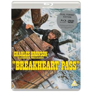 Breakheart pass - Dual Format