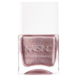 nails inc. Holler Graphic Nail Polish - Cosmic Cutie 14ml
