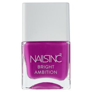 nails inc. Bright Ambition Nail Polish - It's 12pm Somewhere 14ml