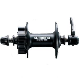 Shimano HB-M475 Disc Front Hub 6-Bolt - Black