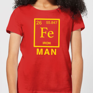 Fe Man Women's T-Shirt - Red