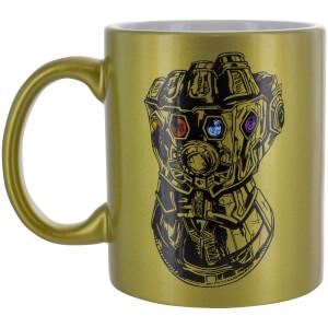 Marvel Avengers Infinity War Gauntlet Mug