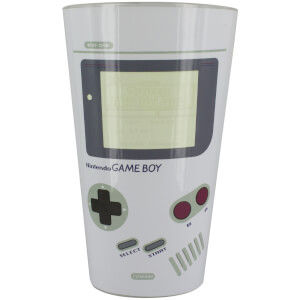 Vaso termosensible Game Boy