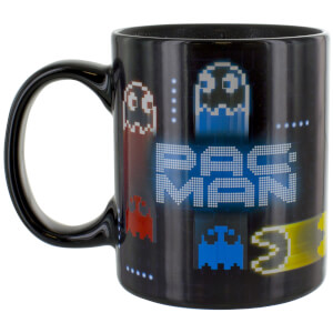 Tasse Thermosensible Pac Man - Fluorescent