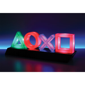 Playstation Icons lamp