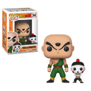 Dragon Ball Z Chiaotzu & Tien Funko Pop! Vinyl