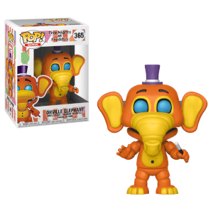 Figurine Pop! Pizza Simulator Orville Elephant - Five Nights at Freddy's