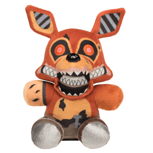 Peluche Funko Five Nights At Freddy's Twisted Ones Foxy