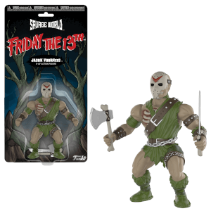 Figurine Funko Savage World : Vendredi 13 - Jason Voorhees