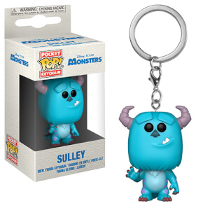 Monster's Inc Sulley Pop! Vinyl Keychain