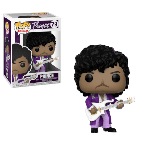 Pop! Rocks Prince Purple Rain Funko Pop! Figuur