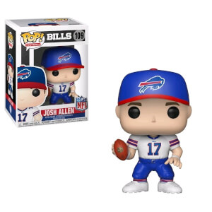 NFL Buffalos Bills Josh Allen Funko Pop! Vinyl