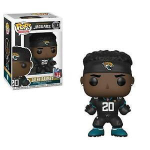 NFL Jalen Ramsey Pop! Vinyl Figure