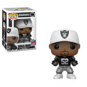 Figurine Pop! Khalil Mack - NFL