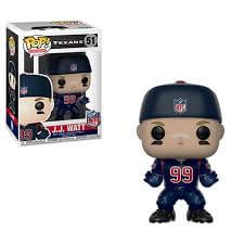 NFL JJ Watt (Colour Rush) Pop! Vinyl Figure