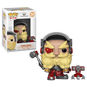 Overwatch Torbjörn Pop! Vinyl Figure